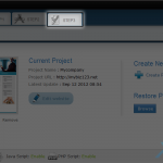 Creating forms within a page in RVSiteBuilder 5
