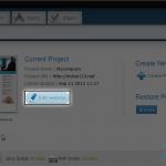 Editing your website information in RVSiteBuilder 5